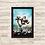 Thumbnail: 1679 - Quadro com moldura Kung Fu Panda 3