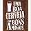Thumbnail: 5007 - Quadro Para Guardar Tampinhas - Boa Cerveja, Bons Amigos