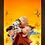 Thumbnail: 1686 - Quadro com moldura Snoopy e Charlie Brown