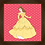 Thumbnail: 4101 - Quadro com moldura Princesas - Bela