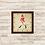 Thumbnail: 9032 - Relógio com moldura Johnnie Walker