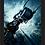Thumbnail: 1396 - Quadro com moldura Batman