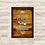 Thumbnail: 5013 - Quadro Para Guardar Tampinhas - Churrasco, Família e Cervejas