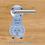Thumbnail: 20044 - Aviso de porta Hora do Soninho - Elefantinho