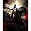 Thumbnail: 1471 - Quadro com moldura Os 300 de Esparta - Rei Leônidas