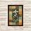 Thumbnail: 6002 - Quadro com moldura Coffee - Café