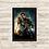Thumbnail: 1369 - Quadro com moldura Homem de Ferro 3