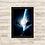 Thumbnail: 1541 - Quadro com moldura Gravidade
