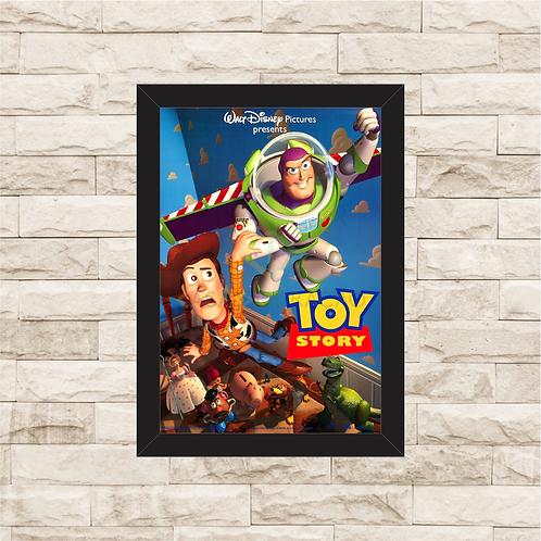 1080 - Quadro com moldura Toy Story