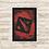 Thumbnail: 1846 - Quadro com moldura Dota