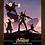 Thumbnail: 1166 - Quadro com moldura Vingadores