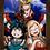 Thumbnail: 1287 - Quadro com moldura My Hero Academia