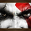 Thumbnail: 1023 - Quadro com moldura God of War - Kratos