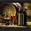 Thumbnail: 10024 - Bandeja Decorativa - Uva e Vinho
