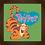 Thumbnail: 4094 - Quadro com moldura Ursinho Pooh - Tigrão