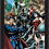 Thumbnail: 1033 - Quadro com moldura Liga da Justiça