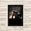 Thumbnail: 1554 - Quadro com moldura Hellboy