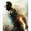 Thumbnail: 1391 - Quadro com moldura X-Men - Wolverine