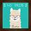 Thumbnail: 6271 - Quadro com moldura No Prob Llama