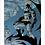 Thumbnail: 1105 - Quadro com moldura Batman