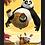 Thumbnail: 1676 - Quadro com moldura Kung Fu Panda