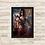 Thumbnail: 1502 - Quadro com moldura Colombiana