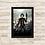 Thumbnail: 1614 - Quadro com moldura Resident Evil 5 - Retribuição