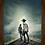 Thumbnail: 1467 - Quadro com moldura The Walking Dead