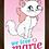 Thumbnail: 4067 - Quadro com moldura Love Marie