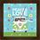Thumbnail: 9019 - Relógio com moldura Peace & Love