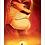 Thumbnail: 1249 - Quadro com moldura O Rei Leão