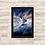 Thumbnail: 1552 - Quadro com moldura Happy Feet - O Pingüim