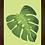 Thumbnail: 6034 - Quadro Decorativo Folha