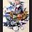 Thumbnail: 1589 - Quadro com moldura Os Muppets