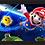 Thumbnail: 1012 - Quadro com moldura Super Mario