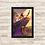 Thumbnail: 1747 - Quadro com moldura O Rei Leão