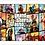 Thumbnail: 1016 - Quadro com moldura Grand Theft Auto - GTA
