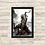 Thumbnail: 1742 - Quadro com moldura Assassin's Creed