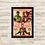 Thumbnail: 1070 - Quadro com moldura Hulk vs Hulk Buster