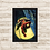 Thumbnail: 1770 - Quadro com moldura Homem Aranha