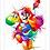 Thumbnail: 1184 - Quadro com moldura Super Mario e Yoshi