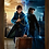Thumbnail: 1222 - Quadro com moldura Harry Potter vs Animais Fantásticos