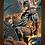 Thumbnail: 1767 - Quadro com moldura Batman