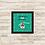 Thumbnail: 9026 - Relógio com moldura Frida Khalo