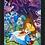 Thumbnail: 1266 - Quadro com moldura Alice no País das Maravilhas