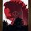 Thumbnail: 1539 - Quadro com moldura Godzilla