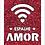 Thumbnail: 6395 - Quadro com Glitter - Espalhe Amor