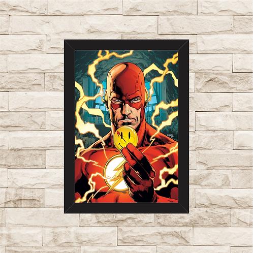 1059 - Quadro com moldura Flash - Watchmen
