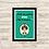 Thumbnail: 6107 - Quadro com moldura Frida Kahlo