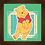Thumbnail: 4087 - Quadro com moldura Ursinho Pooh